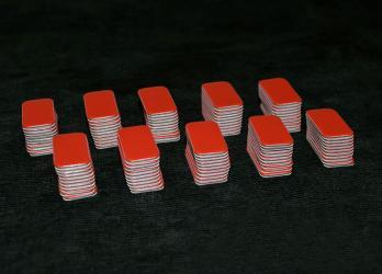 3M 5401 Anti Rutsch Noppen Silflu S 100 M Klebepunkte Ø 16 mm 100 Stk