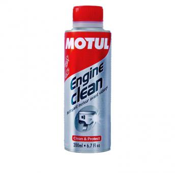 Motul Engine clean für 4 Takt Motore, 200 ml