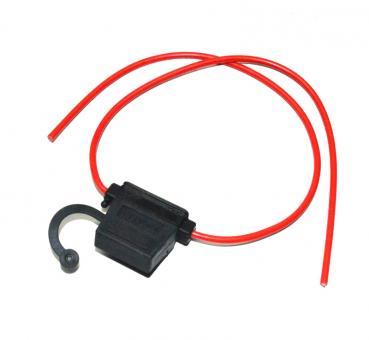 Sicherungshalter Wasserdicht für Fachstecksicherung ATO DIN 72581 2,5 mm²  ->30A
