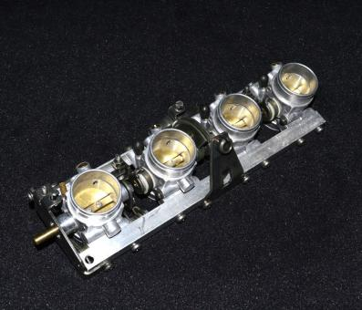 BMW K1 K 100 RS 1100 LT RS Drosselklappenstutzen Throttle housing Assy 1461216 I