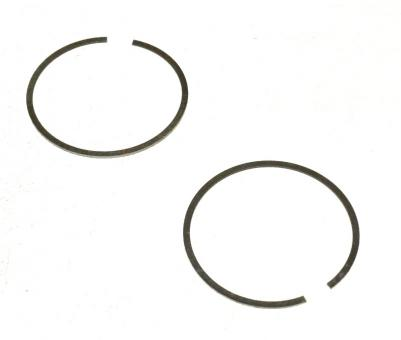 BMW K 75 C S Kolben Ringe piston rings 11251461037/11251461036 Neu