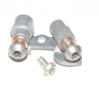 Verteilerstück Bremse vorne Distribution piece 34322330717 BMW R 1200 GS K25